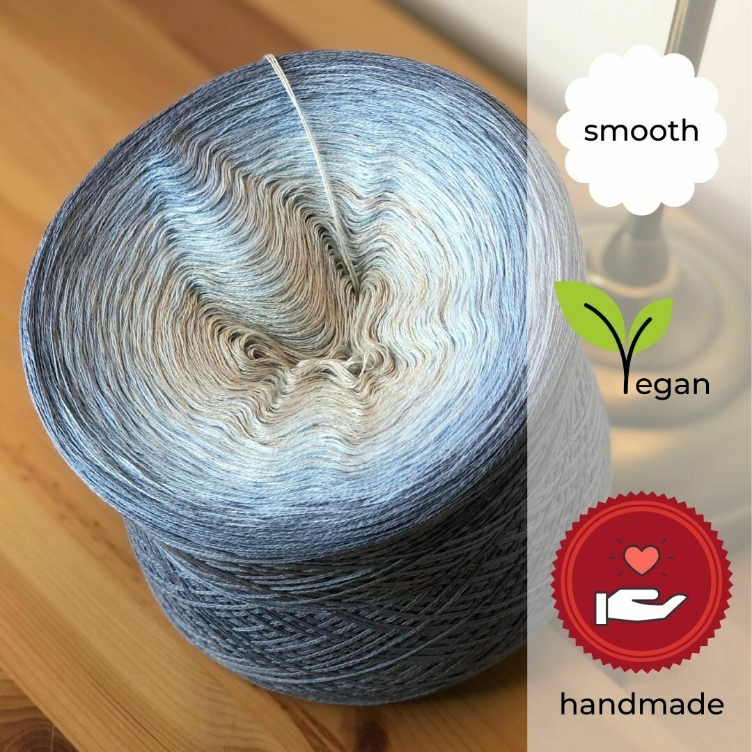 Woolpedia® Colors Pazifische Insel yarncake (cotton-mix)