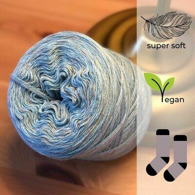 Woolpedia® Socks Winterzauber - modal gradient sock yarn
