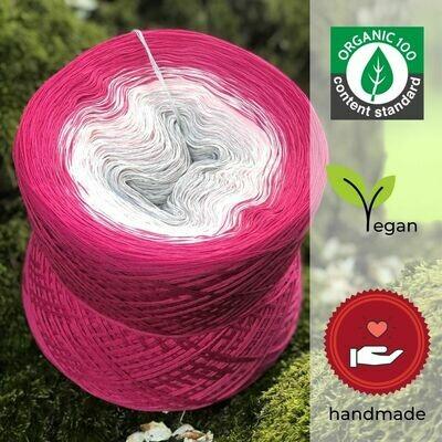 Woolpedia® Colors Sommernachtstraum gradient yarncake (pure cotton)