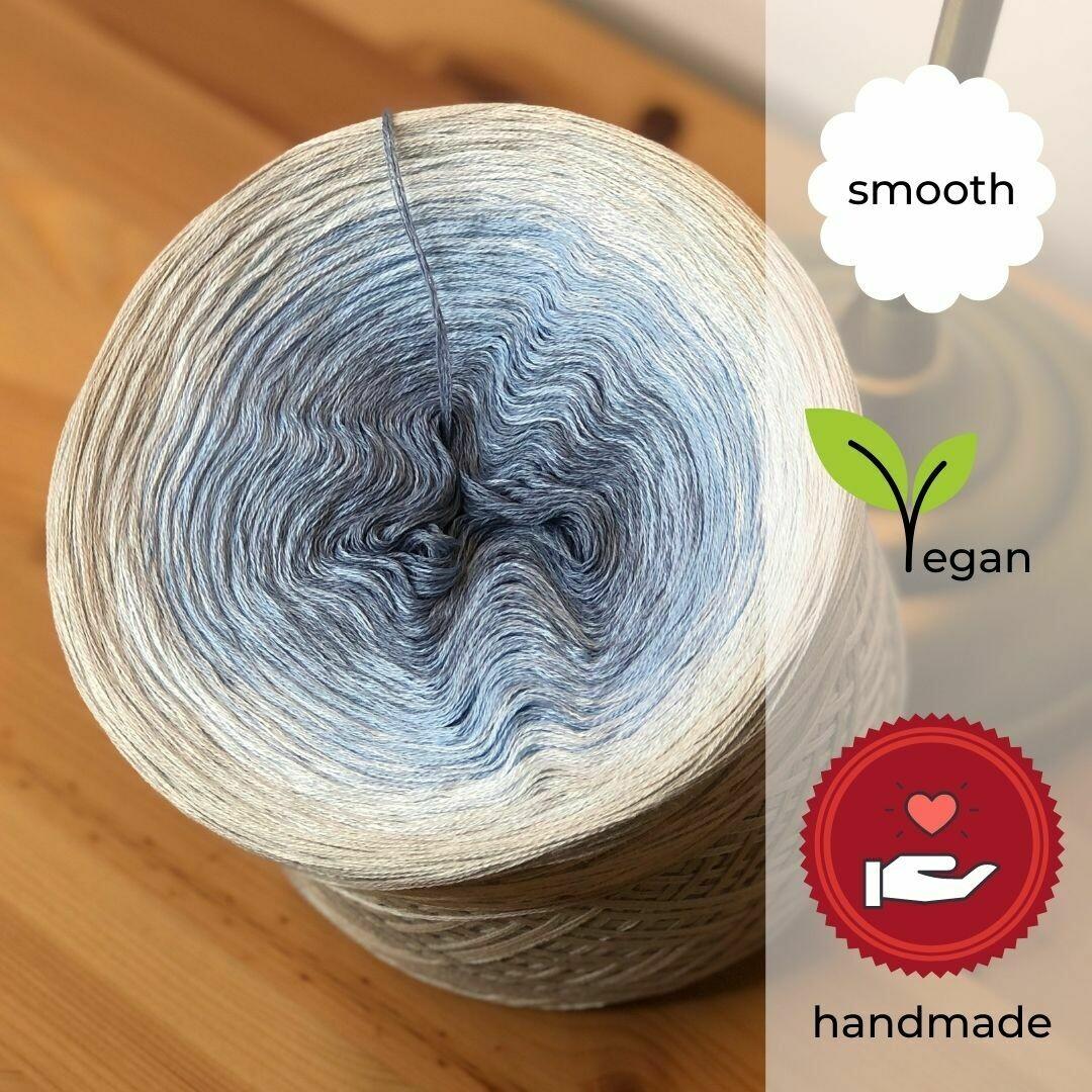 Woolpedia® Colors Seemann Farbverlaufsgarn (Baumwoll-Mix)