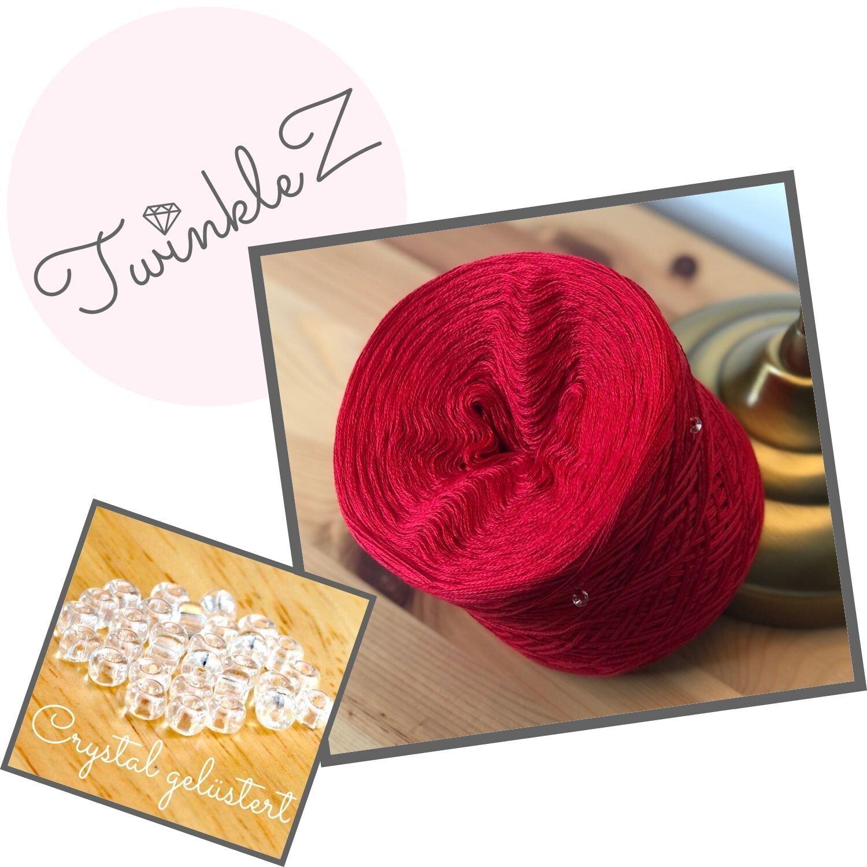 Woolpedia® TwinkleZ Red Diamond (cotton-mix)