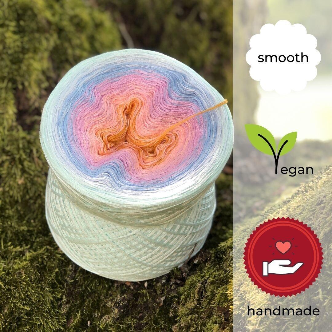 Woolpedia® Colors Rainbow Avenue yarncake (cotton-mix)