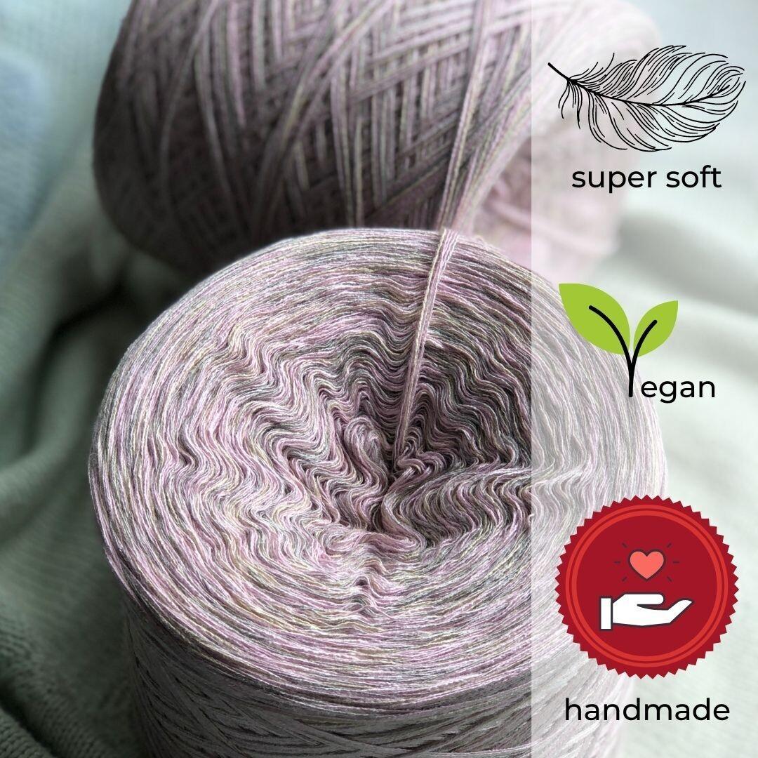 Woolpedia® Colors Morgengrau in der Provence Designer yarncake (cotton-mix)