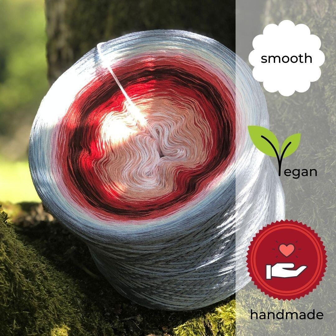 Woolpedia® Colors Strange Dreams gradient yarncake (cotton-mix)