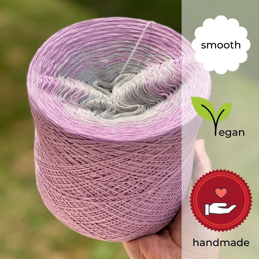 Woolpedia® Colors Elfentraum gradient yarncake (cotton-mix)