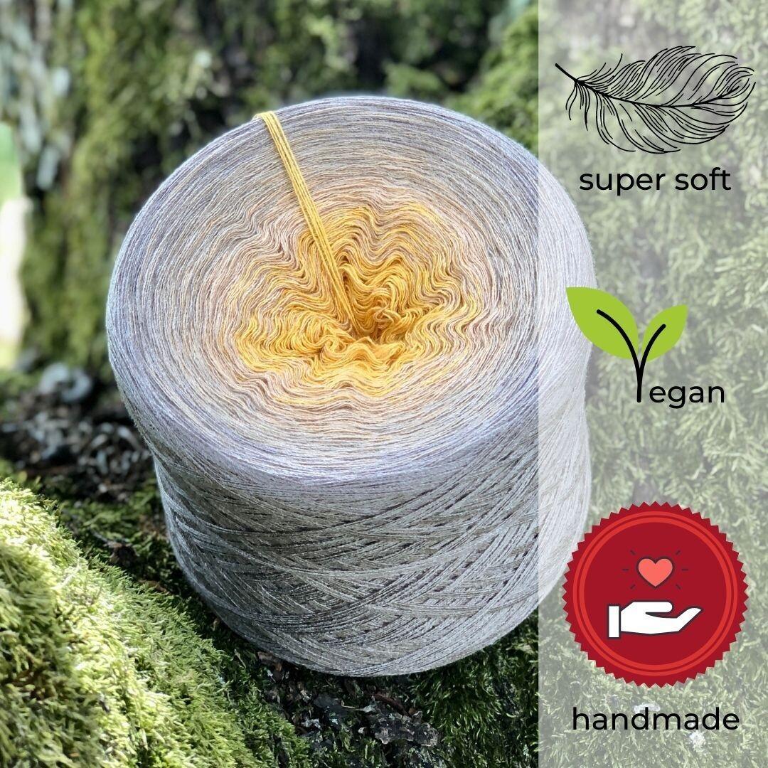 Woolpedia® Colors Kanduvan gradient yarncake (modal)