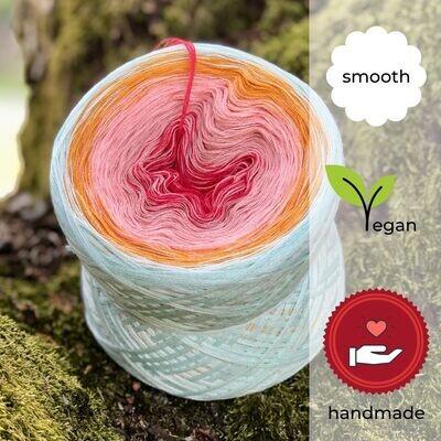 Woolpedia® Colors Orchidee gradient yarncake (cotton-mix)