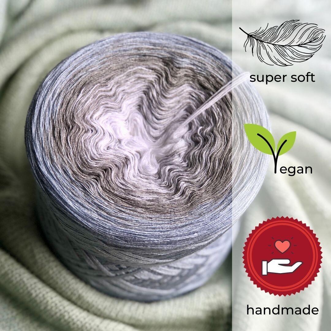 Woolpedia® Colors Gebirgswelten gradient yarncake (modal)