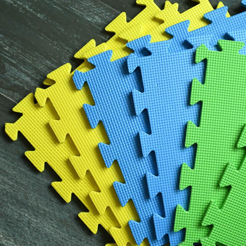 KnitPro lace blocking mats 9 pieces