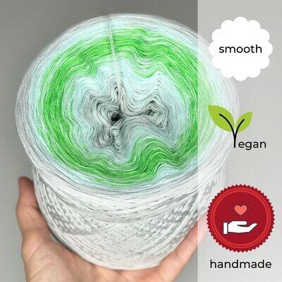 Woolpedia® Colors Sunday gradient yarncake (cotton-mix)
