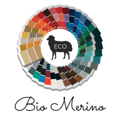 Woolpedia® Colors organic custom gradient yarncake (extra fine Merino)