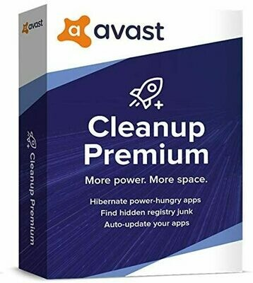 Avast Cleanup Premium For 6 Month