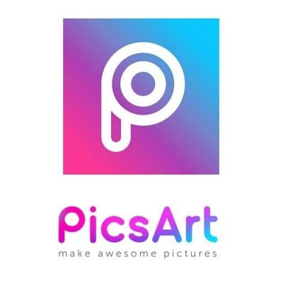 PicsArt Pro For 3 Month