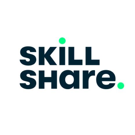 Skillshare For 2 Month(Personal)