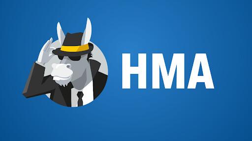 HMA Vpn For 1 month (PC)