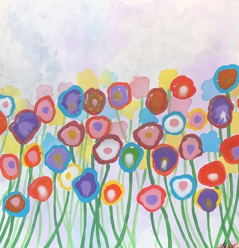 Flower Jubilee