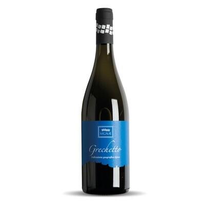 Grechetto IGT Umbria white wine - 6 bottles 0,75lt