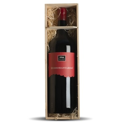 Rossobastardo IGT Umbria Red Wine - Salmanazar 9L