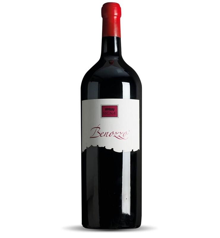 Benozzo IGT Umbria Red Wine - Salmanazar 9L