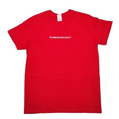 T-shirt Rossobastardo