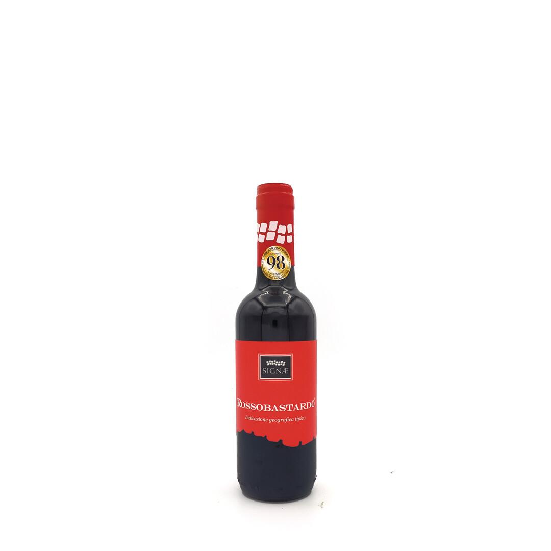 Rossobastardo IGT Umbria Rosso 2017 - 12 bottiglie 0,375lt