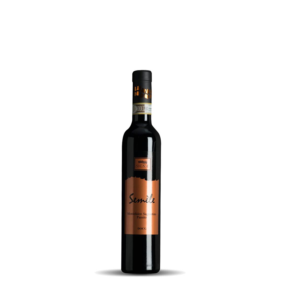 Semèle Sagrantino Passito DOCG 2014 - 6 bottiglie 0,375lt