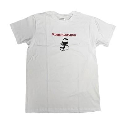 T-shirt calice Rossobastardo