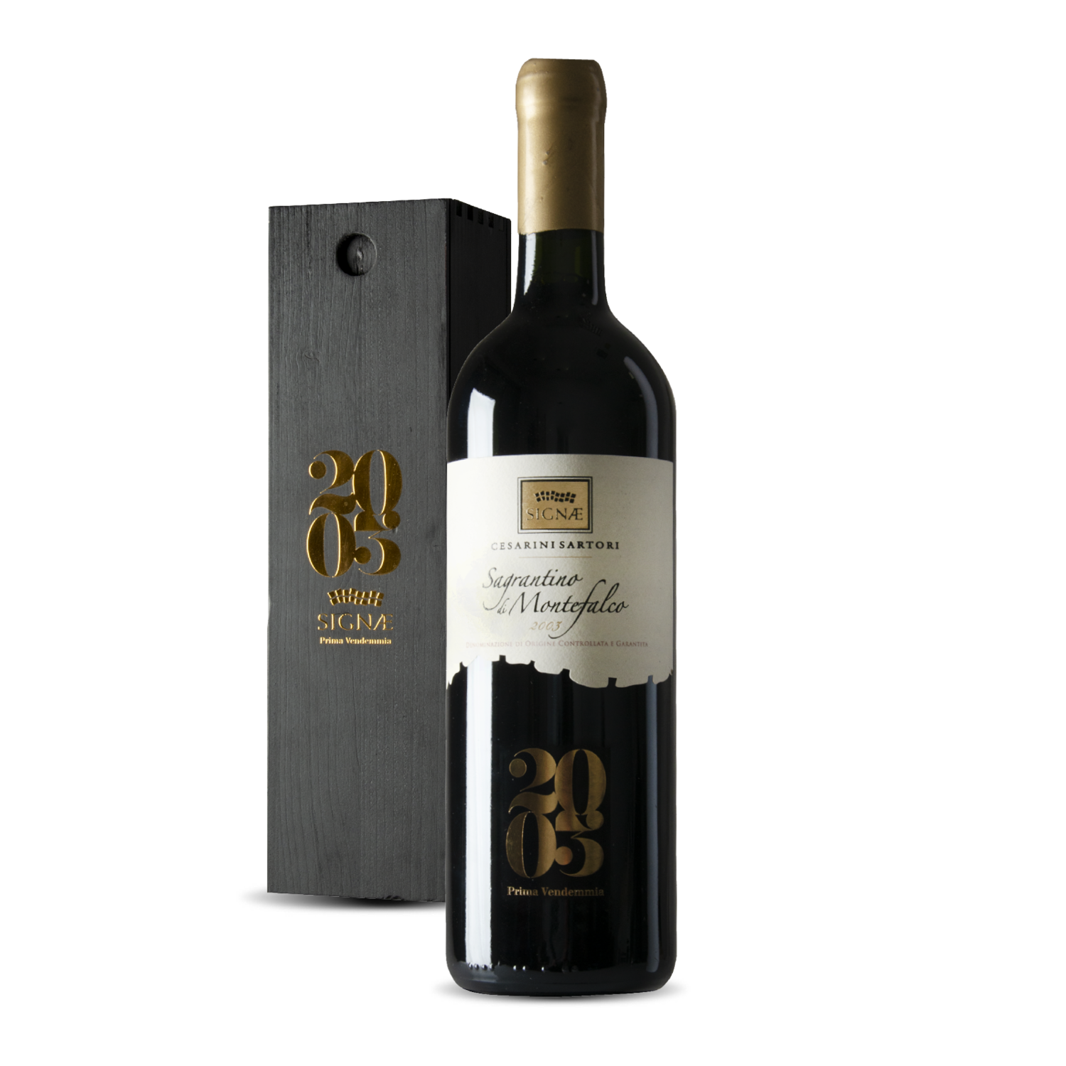 """Limited Edition """"First Harvest"""" - Sagrantino di Montefalco DOCG 2003"""