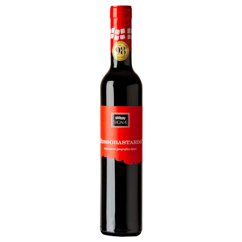 Rossobastardo IGT Umbria Rosso 2018 - 12 bottiglie 0,375lt