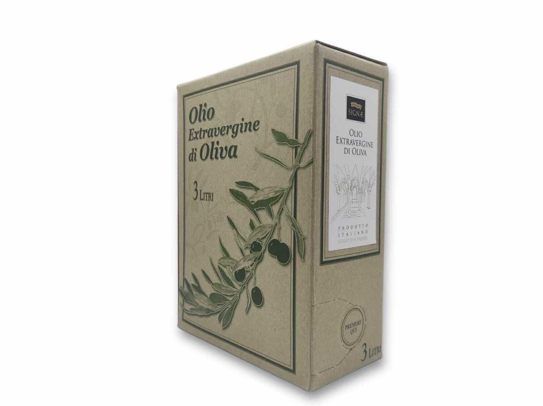 Extravirgin Organic Olive Oil - 3lt