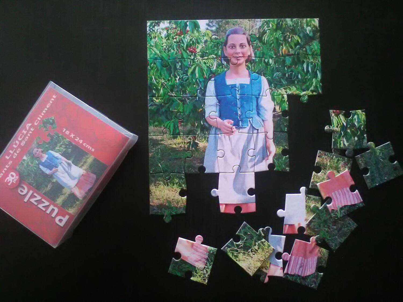Puzzle de gegants - Llúcia / Situ