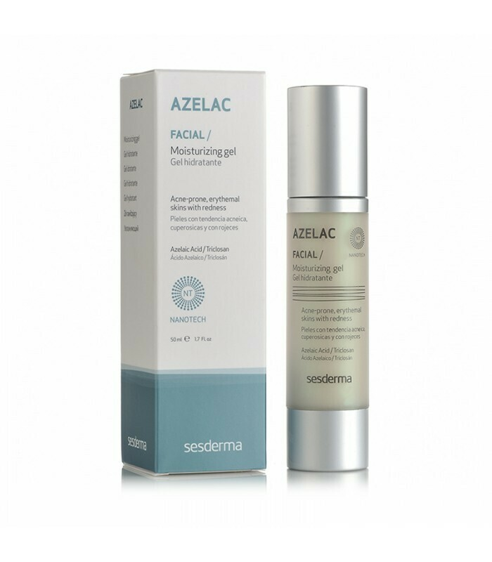 Azelac Moisturizing Gel cream 50 ml