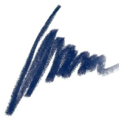Lookx Exclusive Eyeliner n°12 Denim Blauw