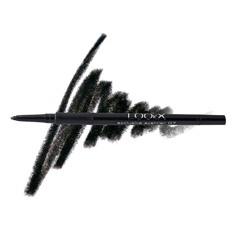 Lookx Exclusive Eyeliner n°7 Diep zwart