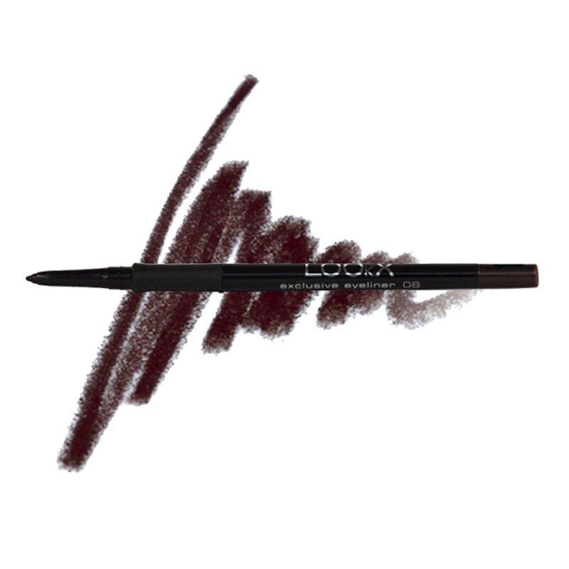 Lookx Exclusive Eyeliner n°8 Chocolate Bruin