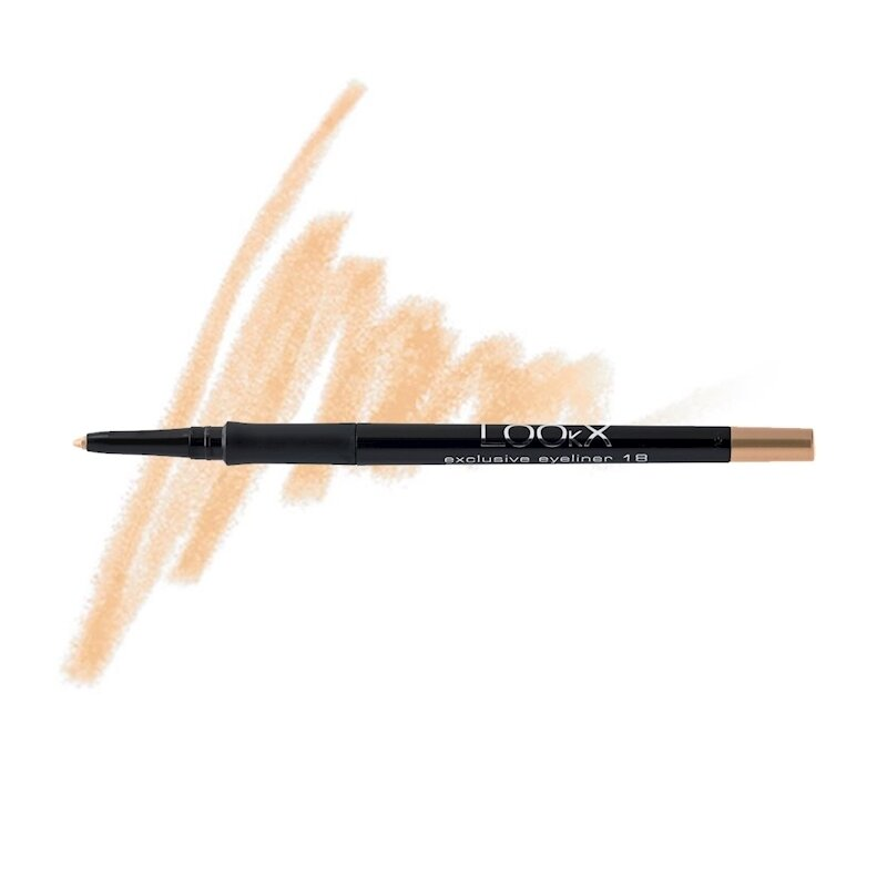 Lookx Exclusive liner : Nude Huidskleur