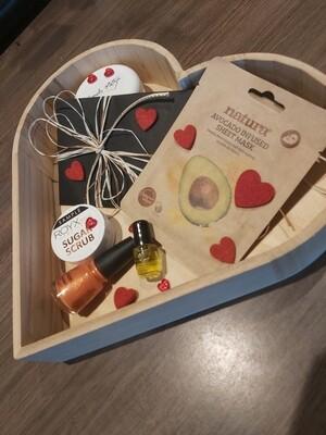 Cosy Valentijnset voor haar