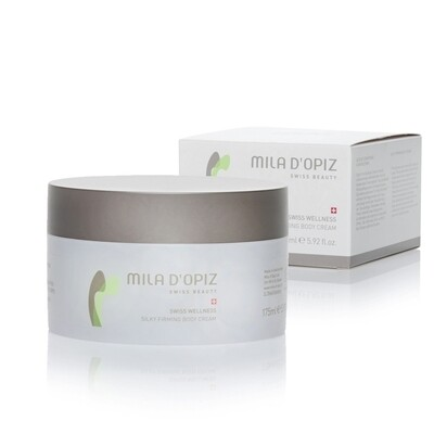 Swiss Wellness Body Firming Cream
