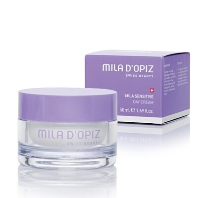 Mila Sensitive Dagverzorging 50ml
