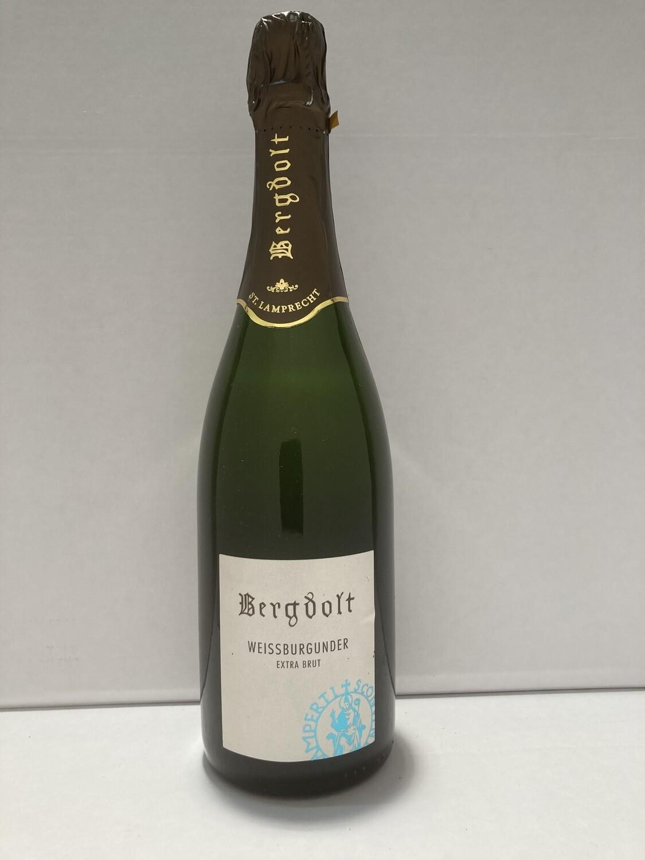 Pinot Blanc-Sekt-2016 Extra Brut Bergdolt (Pfalz)