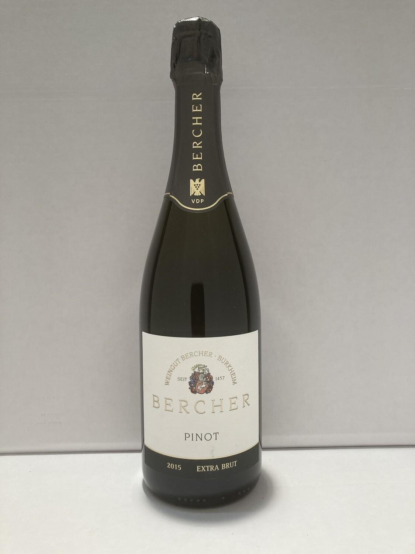 Pinot-Sekt-2016 extra brut  Bercher (Baden)