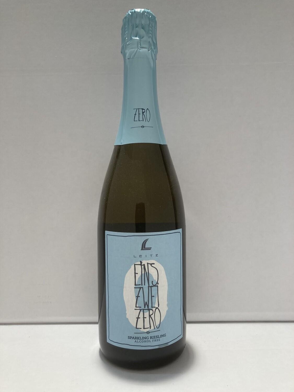 Riesling-Sekt alcoholvrij Eins-Zwei-Zero Leitz (Rheingau)