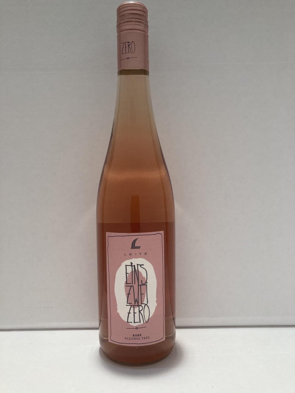 Rosé-alcoholvrij Eins-Zwei-Zero Leitz (Rheingau)
