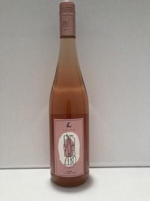 Rosé-alcoholvrij Eins-Zwei-Zero Leitz