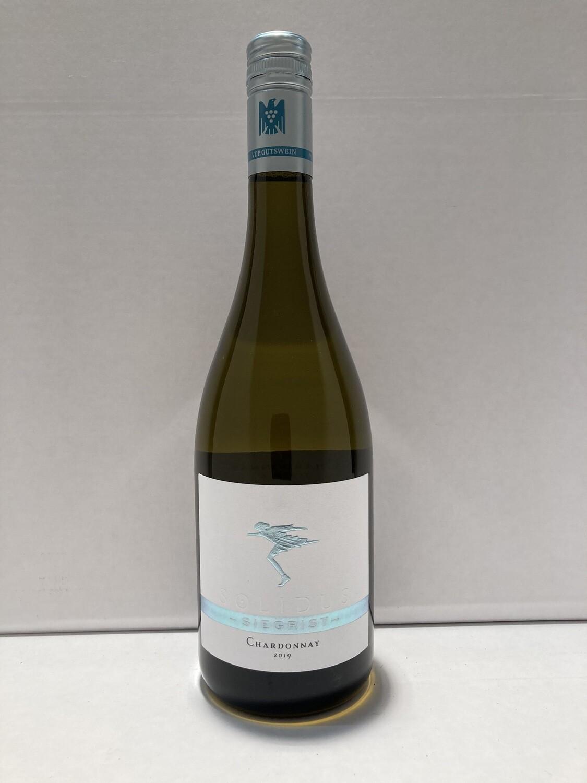 Chardonnay-2019 droog Solidus Siegrist (Pfalz)