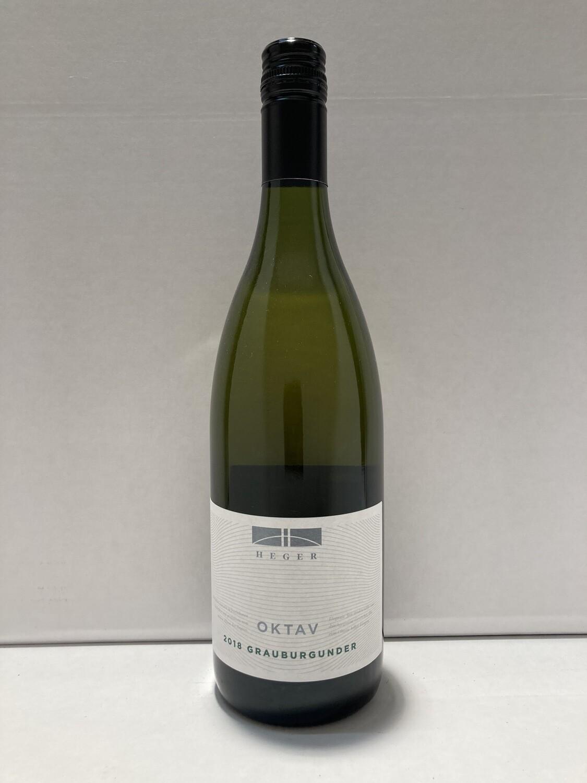 Pinot gris-2019 droog Oktav Heger (Baden)