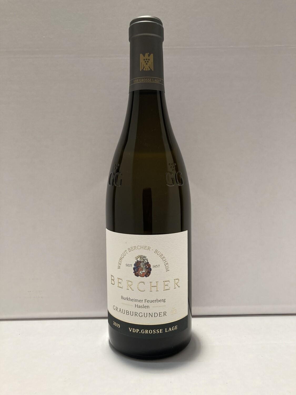 Pinot gris-Grosses Gewächs-2019 droog Burkheim Feuerberg Bercher (Baden)