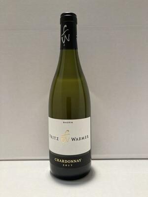 Chardonnay-2018 droog Premium Fritz Wassmer (Baden)