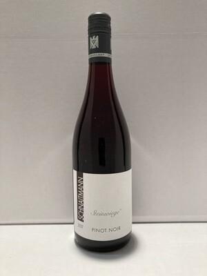 Pinot noir-2017 droog Steinwiege Schnaitmann