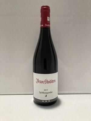 Pinot Noir-2017 droog J Jean Stodden